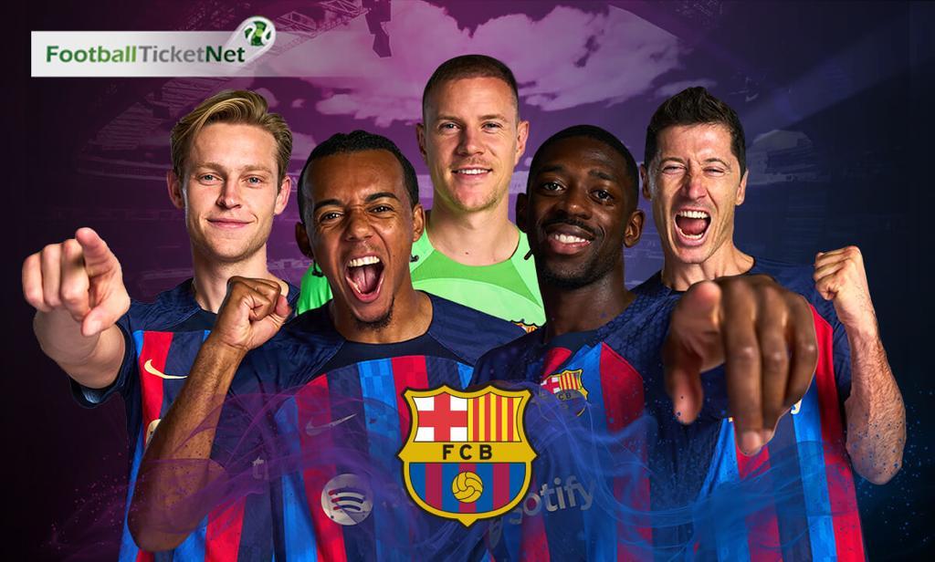 40586bb78 Voetbaltickets voor FC Barcelona kopen